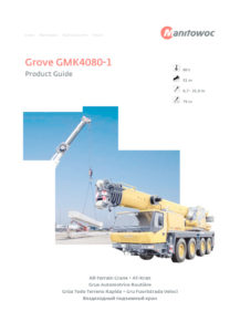 thumbnail of Grove GMK4080-1