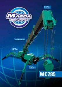 thumbnail of Maeda MC285CRME