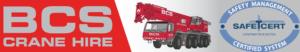 BCS Crane Hire